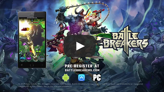 All Games Delta: Epic Announces Battle Breakers ~ Tactical