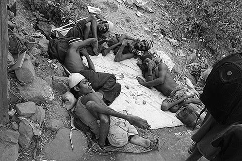 The Muslim Brotherhood Of Beggars .. by firoze shakir photographerno1