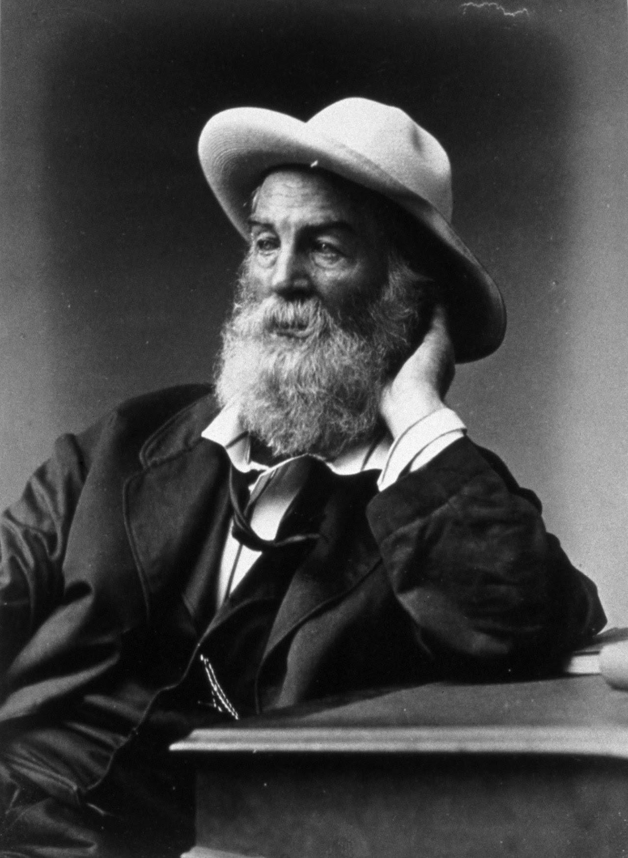 Walt Whitman, 1872░
