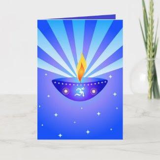 Happy Diwali - Card card