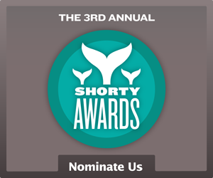 Nominate @CalFireNews in the Shorty Awards!