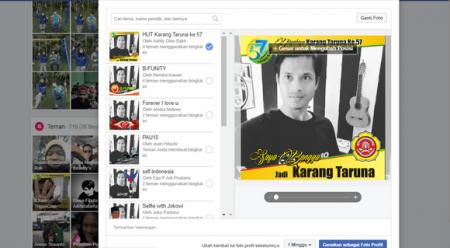 77 Koleksi Gambar Profil Facebook Yang Keren HD Terbaru