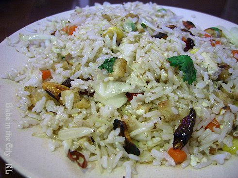 Kashmir Fried Rice (RM4.50)
