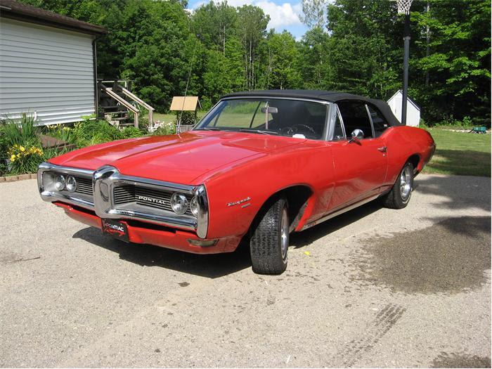 1968 Pontiac Tempest Information And Photos Momentcar