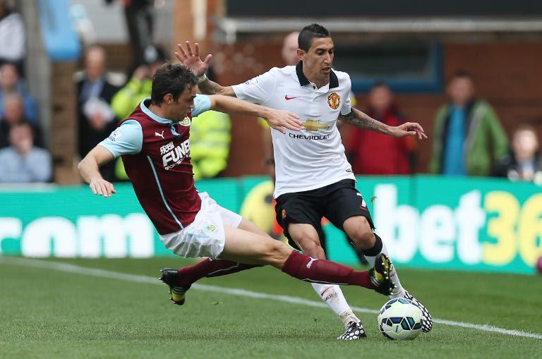 Van Gaal demands more from spluttering Manchester United