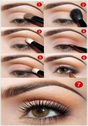How to apply eye makeup over 50 under 50