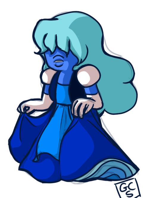 Sapphire is so elegant