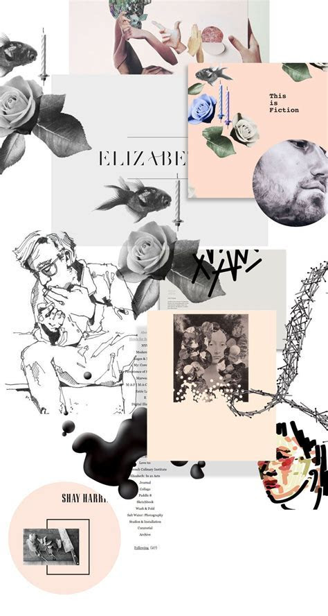 Lisa Hedger Art Art director Poster Artwork Visual Graphic