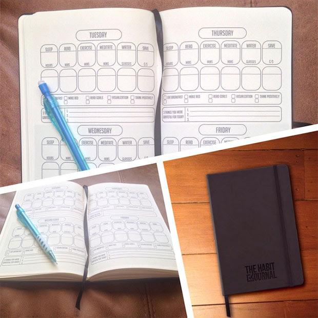 The Habit Journal สมุดบันทึกนิสัย