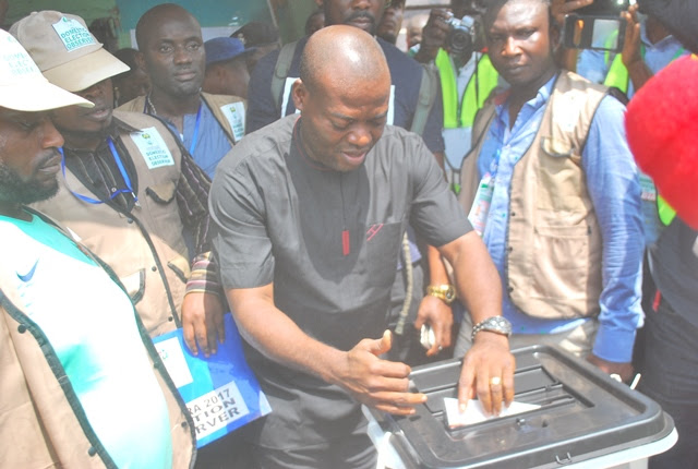 Image result for Anambra APC records Near peaceful LGs congress exercise