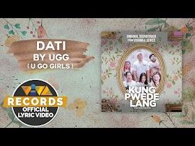 Dati by UGG (U Go Girls) [Official Lyric Video]