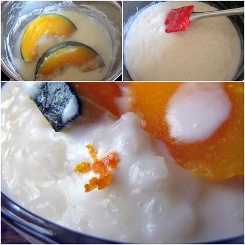 Coconut Milk Risotto Pudding