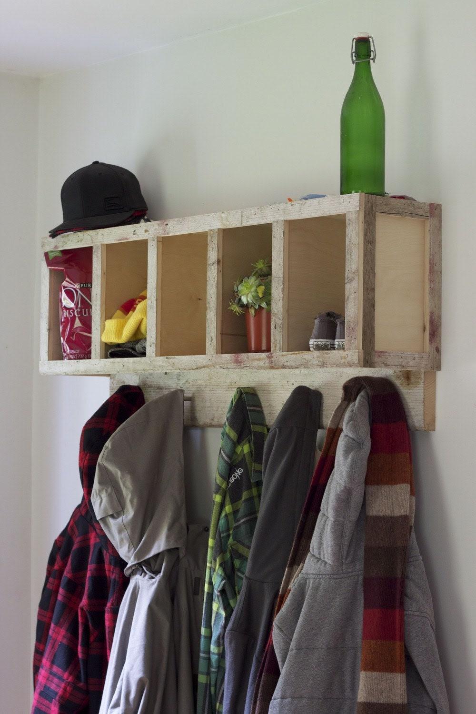 mudroom storage/coat rack - Riverswift