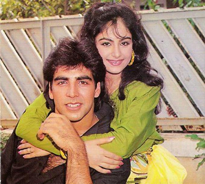 Twinkle Khanna से शादी करने से पहले Akshay Kumar इन 5 एक्ट्रेसेस के साथ अफेयर में रह चुके है, पढ़िए पूरी खबर