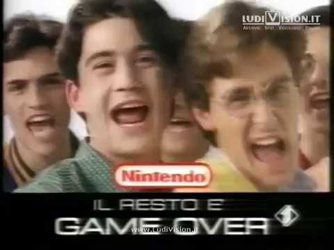 Super Nintendo - Il resto è Game Over (1994)