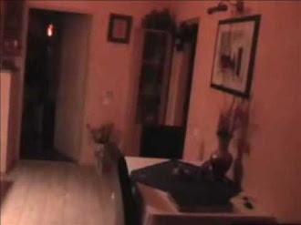 Actividad paranormal en video casero – Hungría