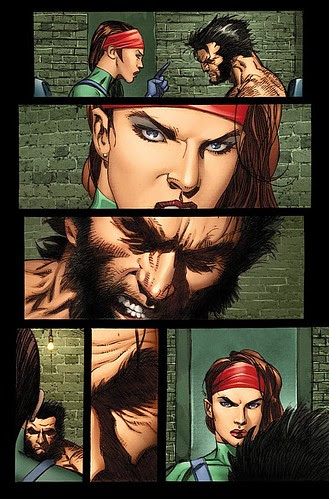 WOLVERINE: WEAPON X #5 preview