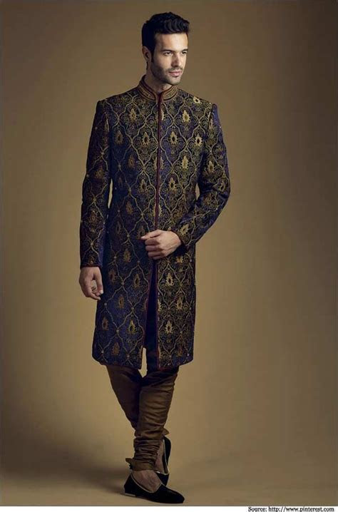 Wedding attire for Men   Wedding Sherwani, Dresses
