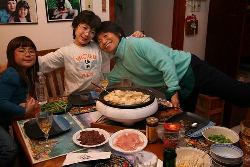 Chinese New Year with Grandma
