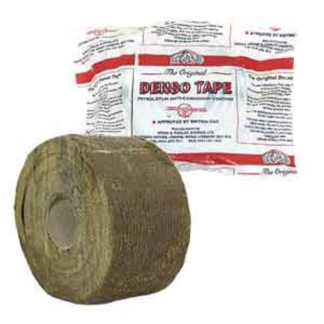 Denso tape 30mm, 50mm, 75mm or 100mm