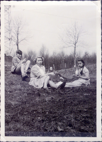 1952 Rothaar-Gebioge