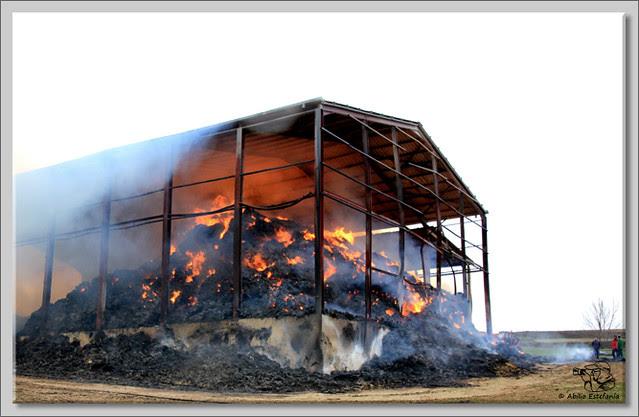 5 Fuego en Briviesca