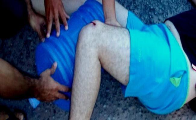 Advogado é baleado durante manifestação na BR 406