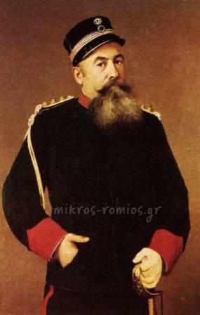 Ο Δημήτριος Μπαϊρακτάρης.