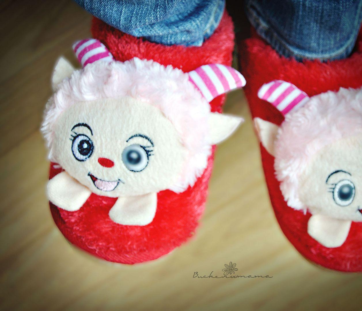 12.2 Fuzzy slippers
