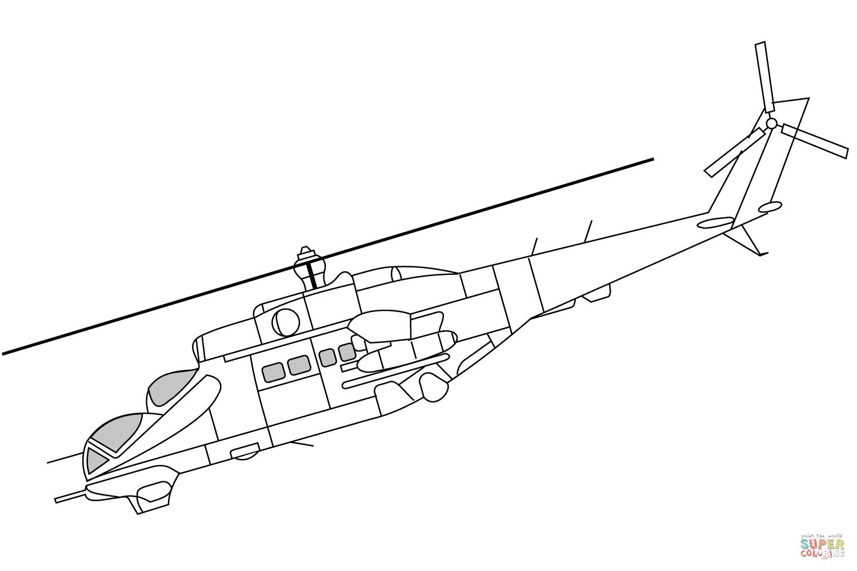 Klick das Bild Mil Mi 24 Hubschrauber