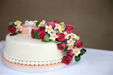 Free Images : sweet, flower, decoration, food, pink
