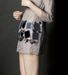 Miuccia Prada dress