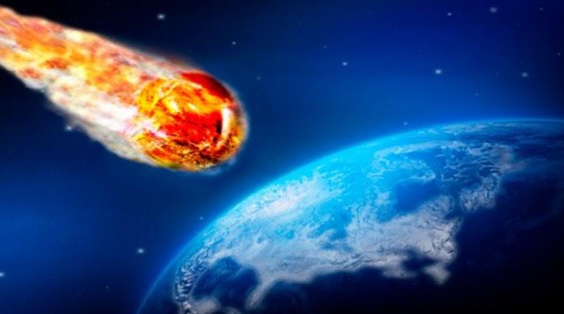 Asteróide a caminho da Terra