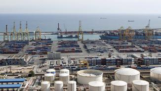 El port de Barcelona (Reuters)