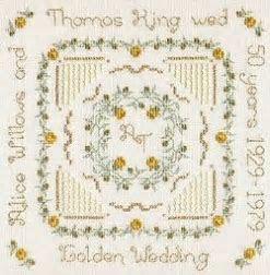 1194 best Wedding/Anniversary/Engagement Stitchery images