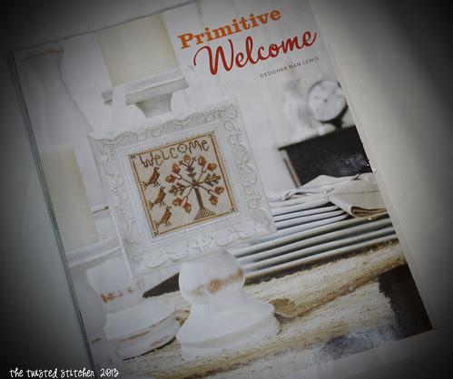 Primitive Welcome