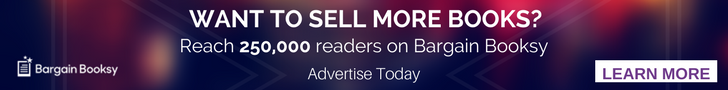 Want to reach 250,000 readers on Bargain Booksy?