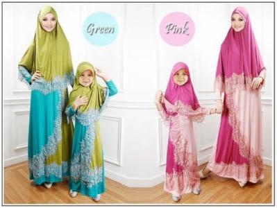 baju pesta muslim anak remaja murah dan berkualitas