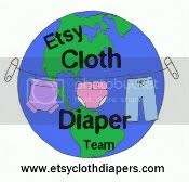 Etsy Cloth Diaper Team