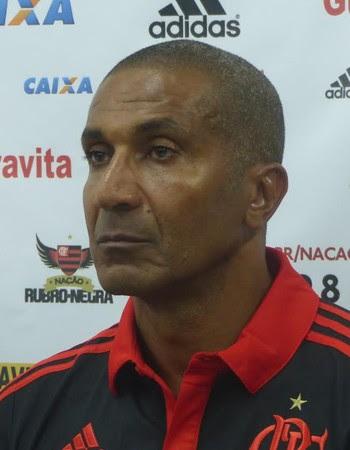 Veja o que Cristovão falou na sua apresentação no Flamengo