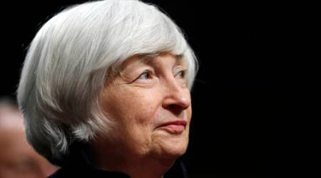 Janet Yellen to step down from Federal Reserve board