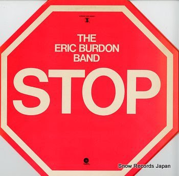 ERIC BURDON BAND, THE stop