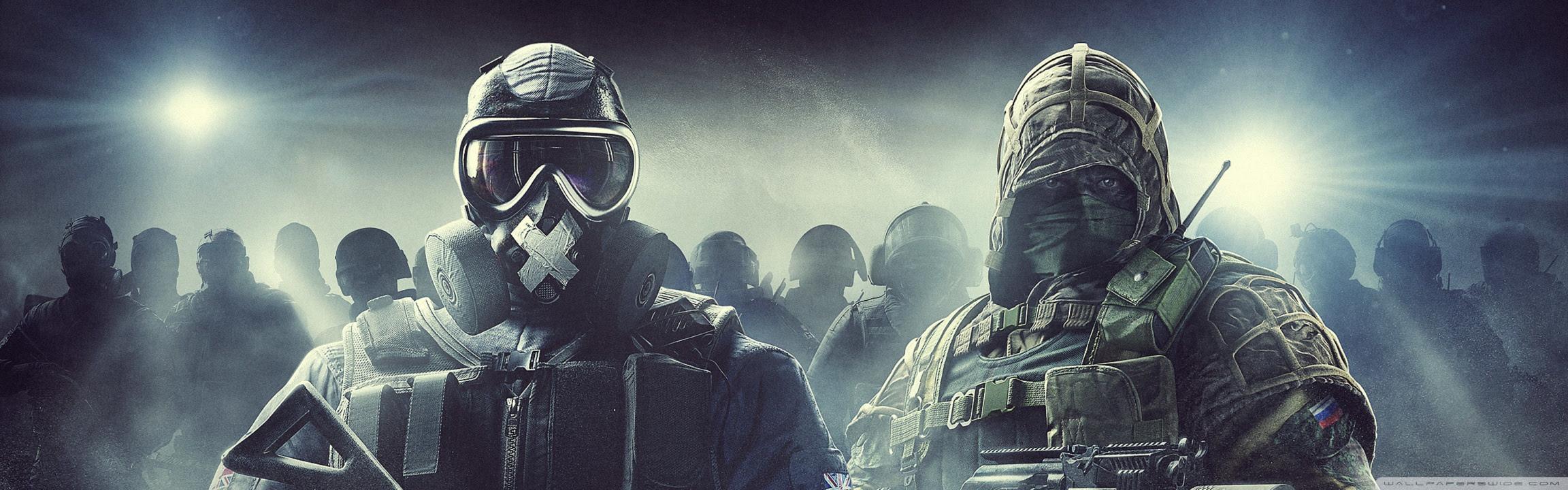Mute Kapkan Tom Clancys Rainbow Six Siege Ultra Hd Desktop