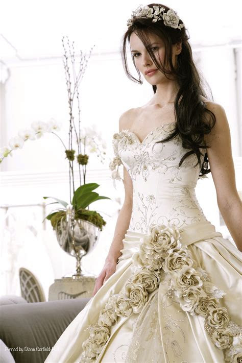 The most expensive dress ever by Pnina Tornai   wedding