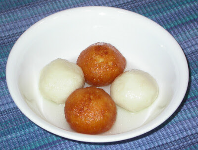 Fresh Cheese Dumplings