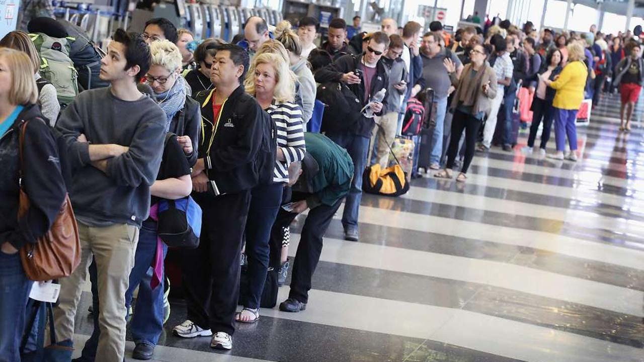 US authorities wasted no time implementing Donald Trump's order halting Muslim arrivals, detaining travelers arriving at American airports within hours of the US president signing the tough new measures, media reports said Saturday.