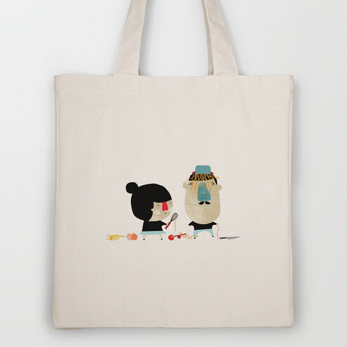 New tote by Yaelfran