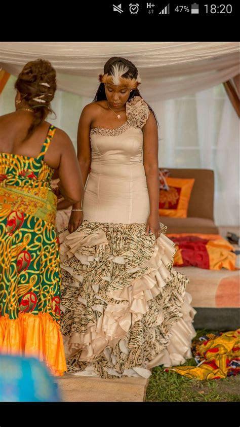 Beautiful Zambian attire   Zambian Weddings & Kitchen