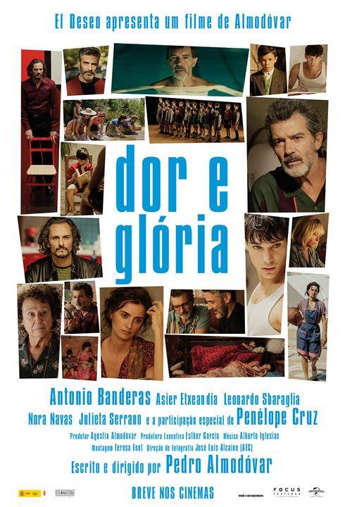 Dor e Glória : Poster