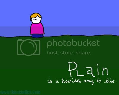 the plain